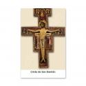 100 Estampas - Cristo de San Damián
