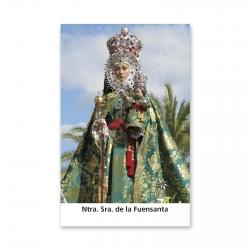 100 Estampas -  Ntra. Sra. .de La Fuensanta