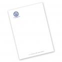 500 Cartas A4 Papel offset 100 gr. 1 tinta