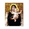 100 Postales - Virgen de Lys (Bouguerau)