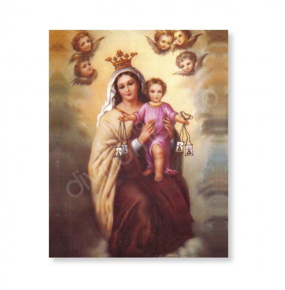 100 Postales - Ntra. Sra. del Carmen