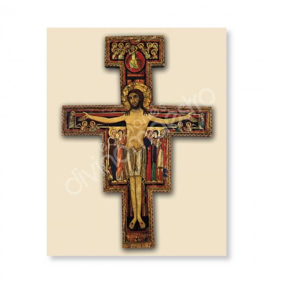 100 Postales - Cristo de San Damián