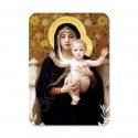 100 Calendarios de bolsillo - Virgen de Lys (W. Bouguerau)