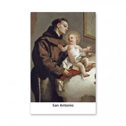 100 Estampas - San Antonio de Padua (G. Tiepolo)