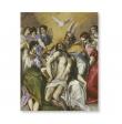 100 Postales - La Santísima Trinidad (El Greco)
