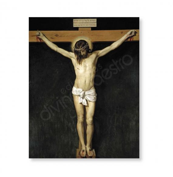 100 Postales - Cristo Crucificado (Velázquez)