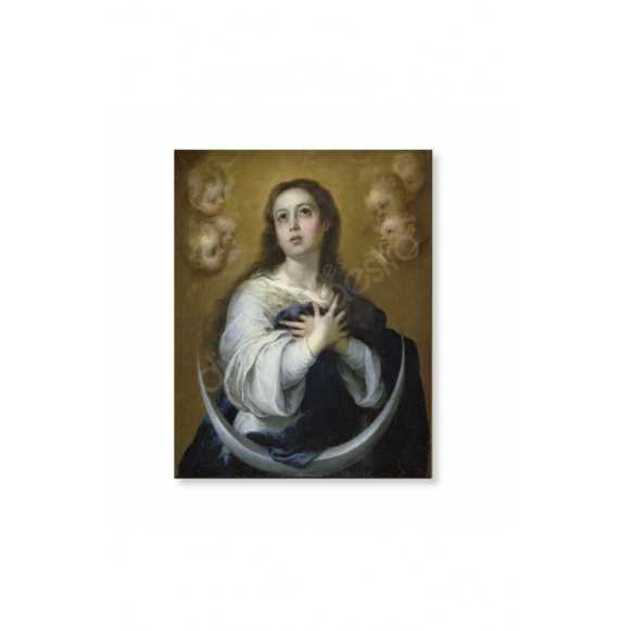 100 Postales - Inmaculada (Murillo)