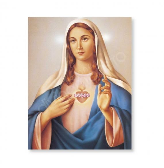 100 Postales - Inmaculado Corazón de María