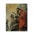 100 Postales - El Bautismo del Señor (Murillo)