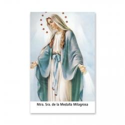 100 Estampas - Ntra. Sra. de la Medalla Milagrosa