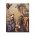 100 Postales - La Sagrada Familia (Claudio Coello)