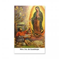 100 Estampas - Ntra. Sra. de Guadalupe