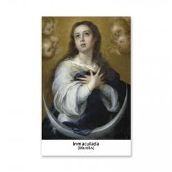 100 Estampas - Inmaculada (Murillo)