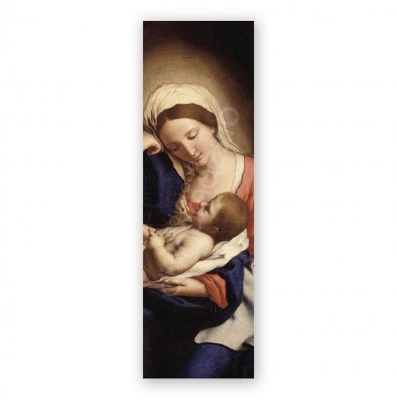 28- Los Cuidados de La Virgen (Sassoferrato)