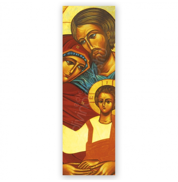 28- La Sagrada Familia (Icono)