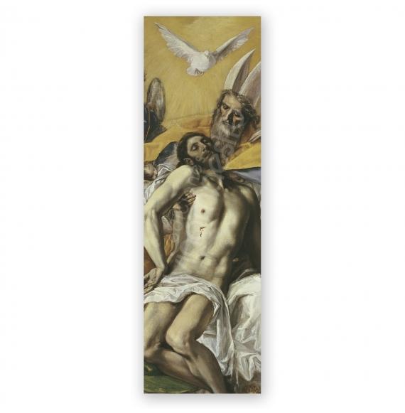 28- La Santísima Trinidad (El Greco)