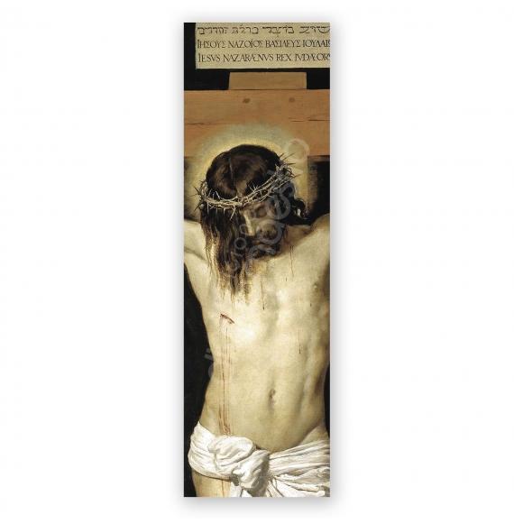 28- Cristo Crucificado (Velázquez)