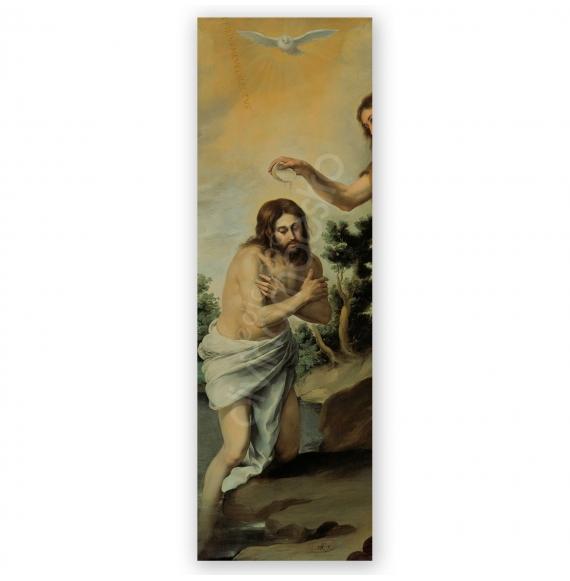 28- El Bautismo del Señor (Murillo)