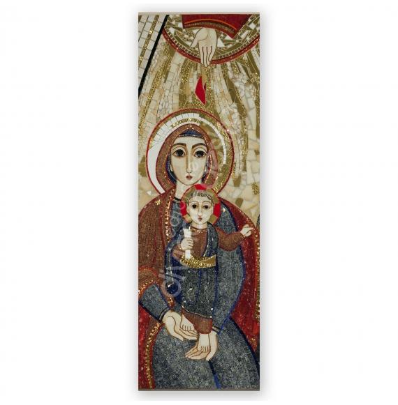 28- Sagrada Familia (Rupnik)