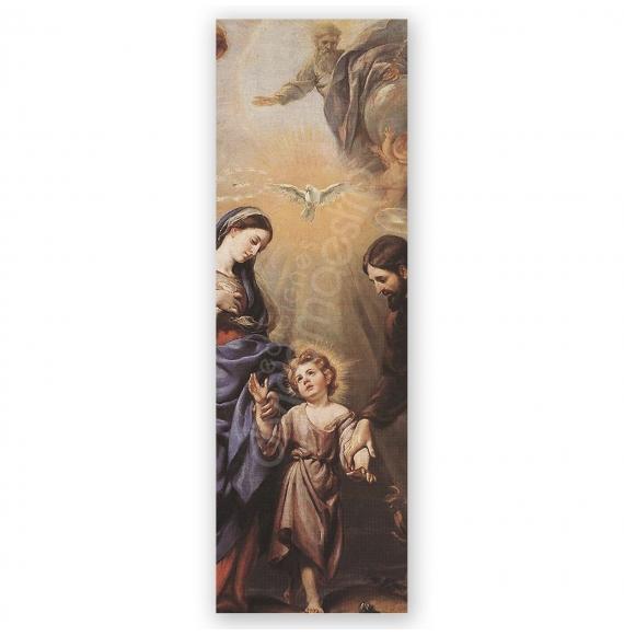 28- La Sagrada Familia (Claudio Coello)