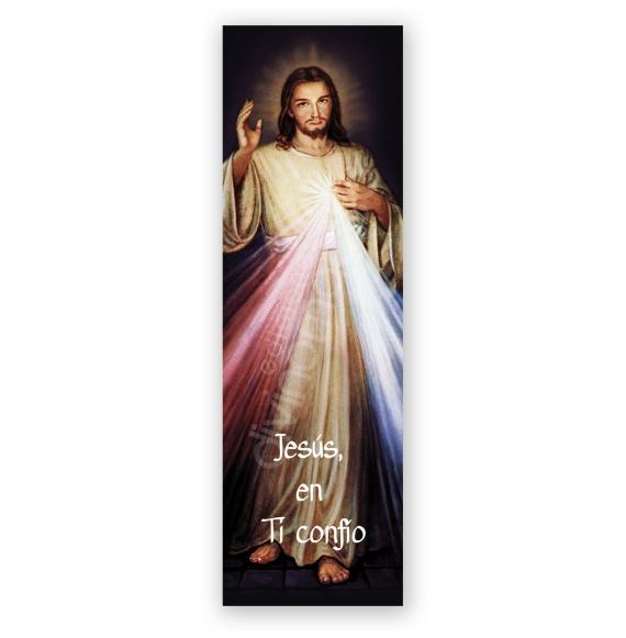 28- Cristo de La Divina Misericordia