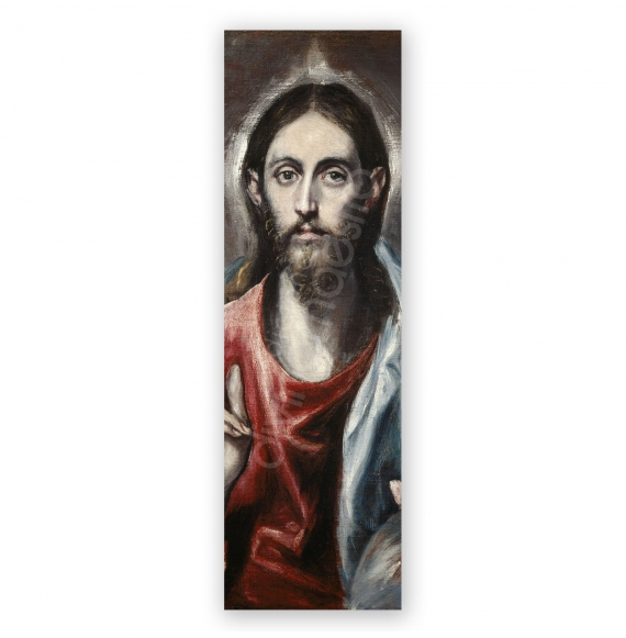 28- Cristo Bendiciendo (El Greco)