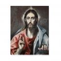 100 Postales - Cristo Bendiciendo (El Greco)
