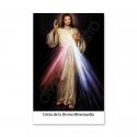 100 Estampas- Cristo de La Divina Misericordia