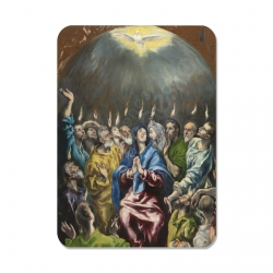 100 Calendarios de bolsillo - Pentecostés (El Greco)