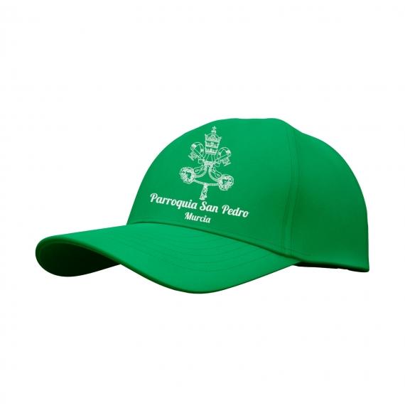 Promoción 200 Gorras color a elegir impresión 1 tinta