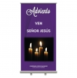 Display Enrollable ADVIENTO 100x200 cm