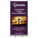 Display Enrollable Cuaresma 100x200 cm