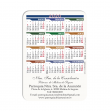 100 Calendarios de bolsillo - San José