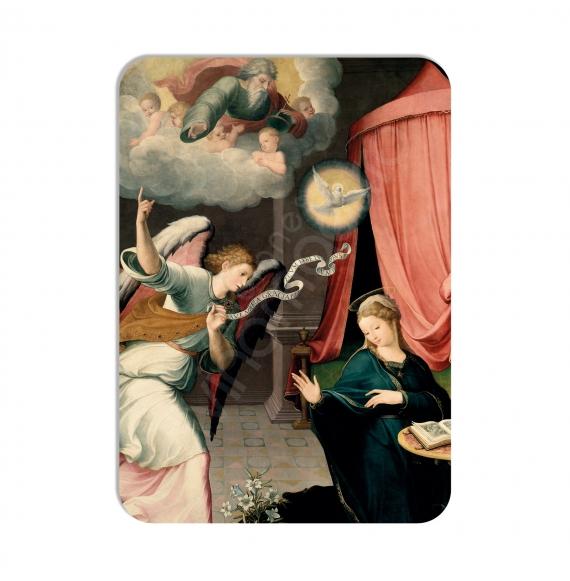 100 Calendarios de bolsillo - Anunciación-Correa de Vivar