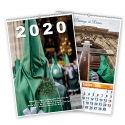 Calendario Bimensual Pared 7 Hojas con SU IMAGEN