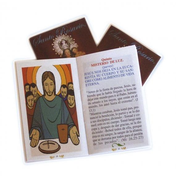 Santo Rosario de La Virgen María
