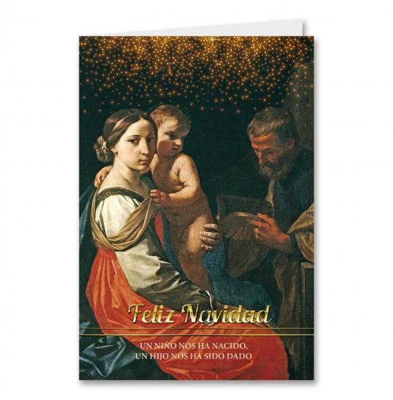 Tarjeta de Navidad Personalizada