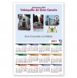 Calendario Parroquial Eco Pared Año + Imagen Personalizada