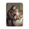 100 Calendarios de bolsillo -  San Antonio de Padua (G. Tiepolo)