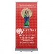 Display roll-up Enrollable 85x200 cm