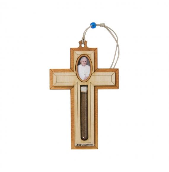 Cruz Tierra de Jerusalén