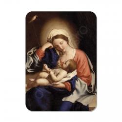 100 Calendarios de bolsillo - Los Cuidados de La Virgen (Sassoferrato)