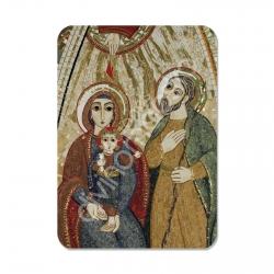 100 Calendarios de bolsillo - Sagrada Familia (Rupnik)
