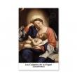100 Estampas - Los Cuidados de La Virgen (Sassoferrato)