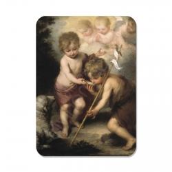 100 Calendarios de bolsillo - Los Niños de La Concha (Murillo)