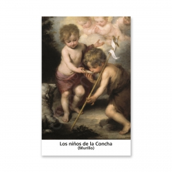 100 Estampas - Los Niños de La Concha (Murillo)