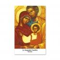 100 Estampas - La Sagrada Familia (Icono)